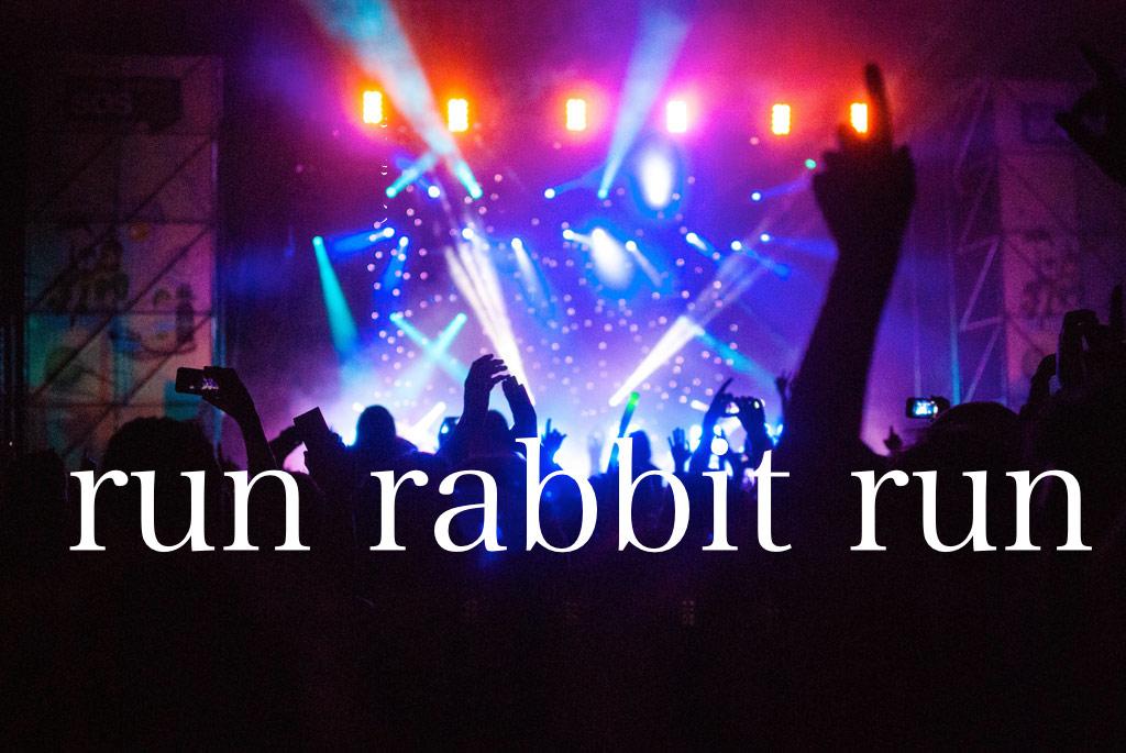 run rabbit run セットリスト