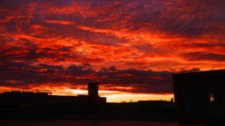 楽曲解説:真っ赤な空を見ただろうか vol.1 8月8日、藤原基央が見た夕焼け *8/6更新