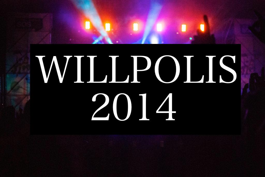 WILLPOLIS 2014 セットリスト