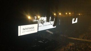 News:PATHFINDERツアーファイナルで新曲弾き語り!歌詞メモ